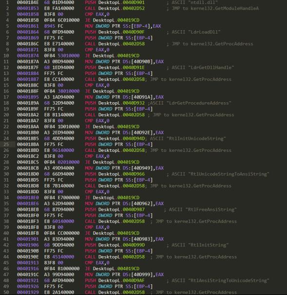 Desktopla<x>yer是一种有害的恶意软件感染1686.png