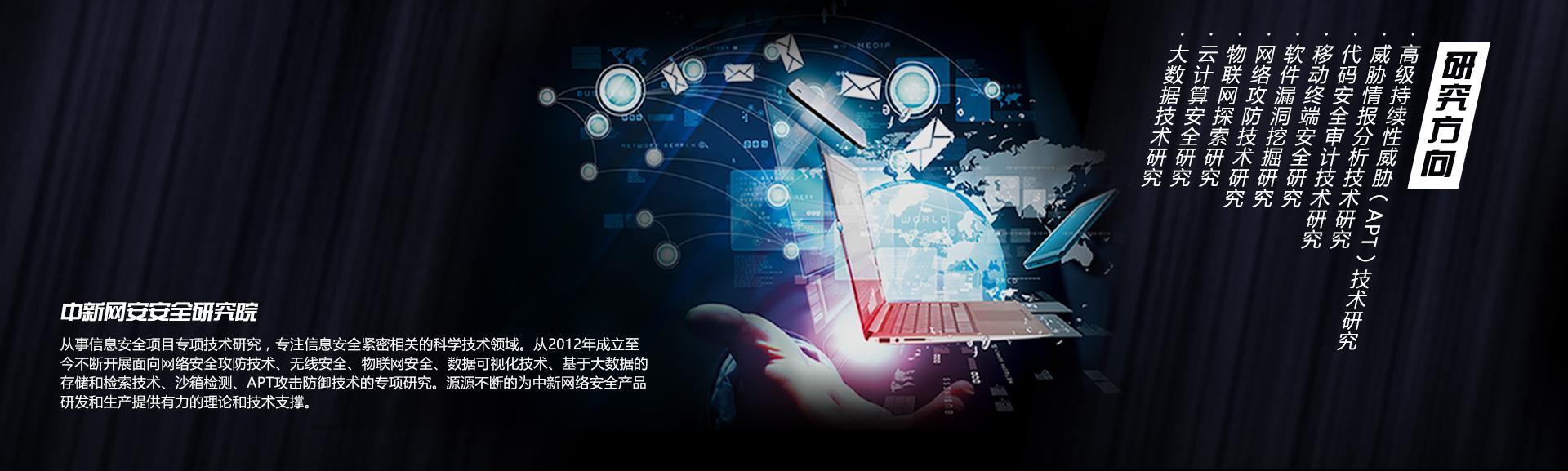 中新网安安全研究院